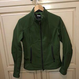 Nike soft shell jacket